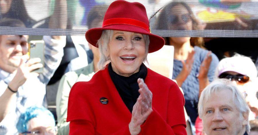 Jane Fonda geht nicht mehr shoppen