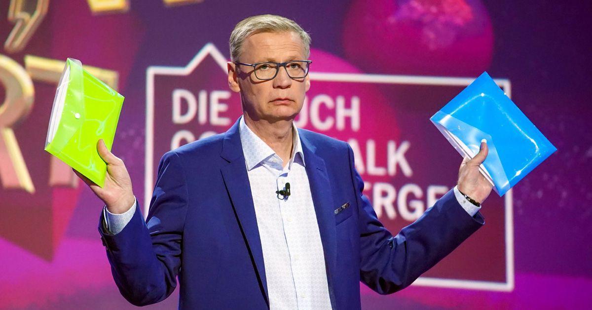 Das war die chaotische Show mit Jauch, Gottschalk, Schöneberger