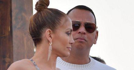 Alex Rodriguez und Scherzkeks Jennifer Lopez: Drive-Through-Hochzeit?