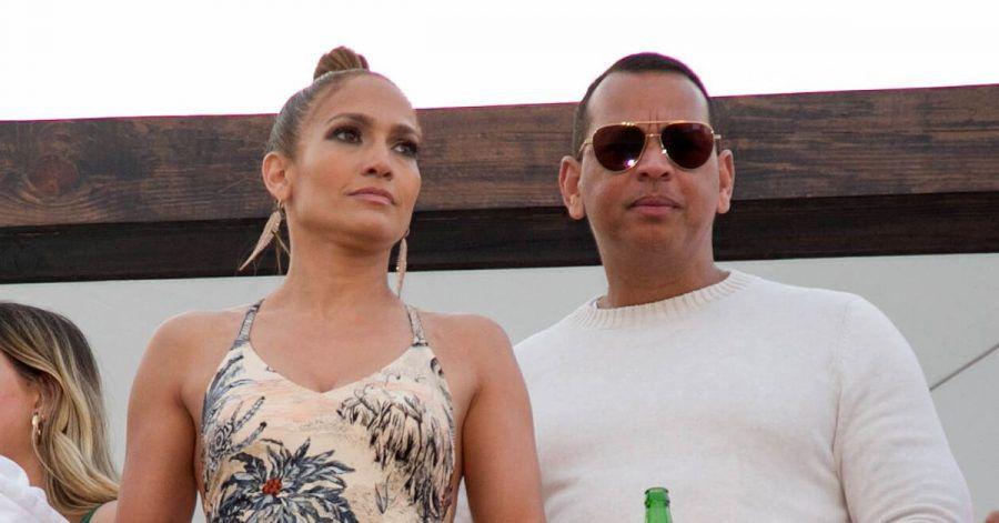 Jennifer Lopez und Alex Rodriguez unterstützen Kevin Bacon