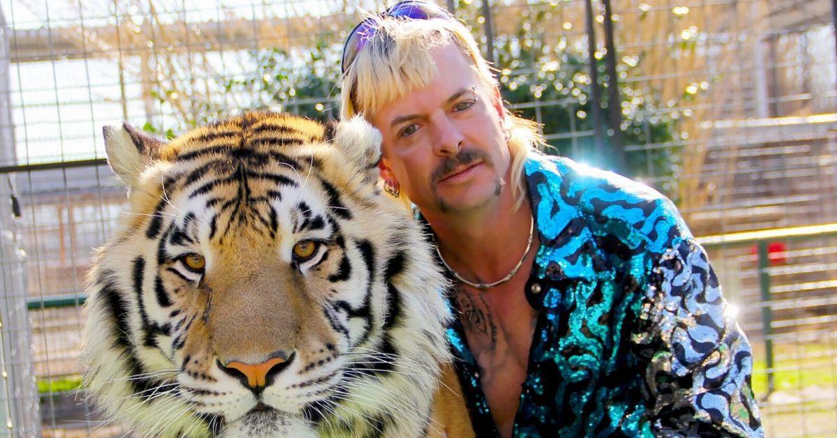 """Tiger King"": Joe Exotic sitzt im Gefängnis in Quarantäne"