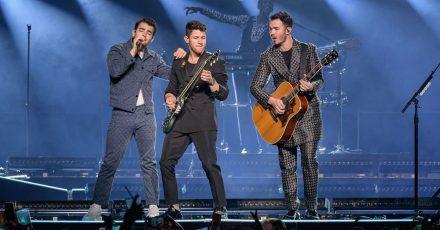 Die Jonas Brothers feiern ihr 15-Jähriges: Unser großes Interview!