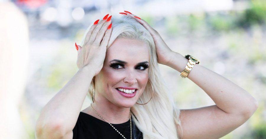 Daniela Katzenberger: So sehen ihre echten Haare aus!