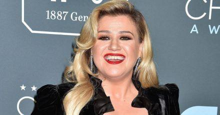 Kelly Clarkson sucht Zuflucht in kleiner Holzhütte