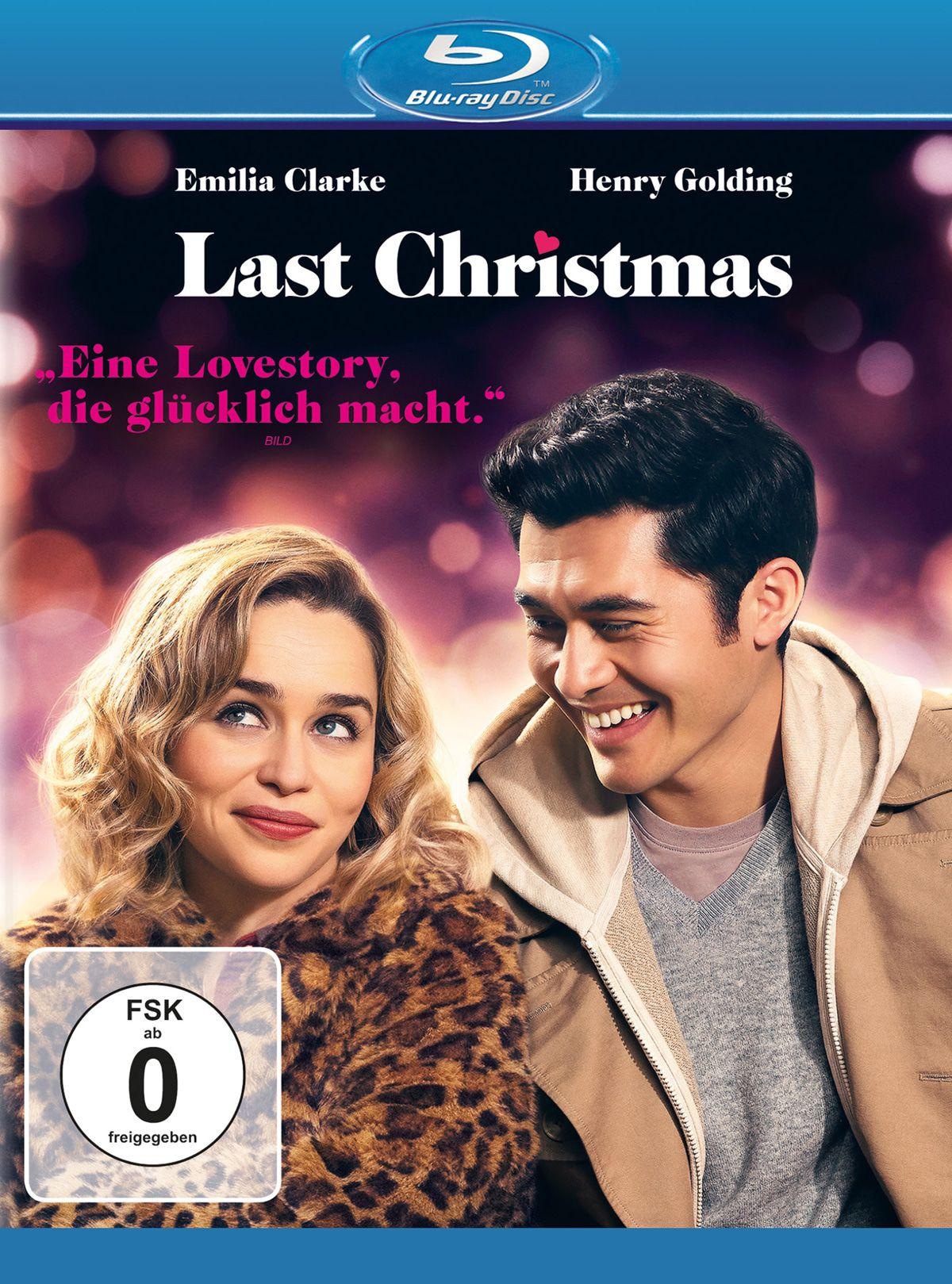 """Verlosung """"Last Christmas"""" mit Emilia Clarke"""