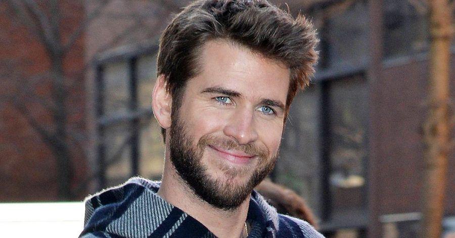 Über Liam Hemsworth wird viel Mist geschrieben?