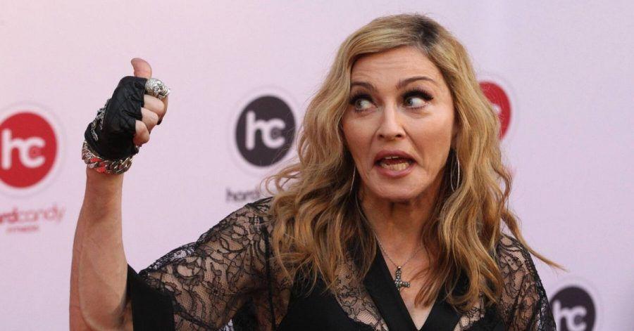 Madonna: So sah sieh als Teenager aus!