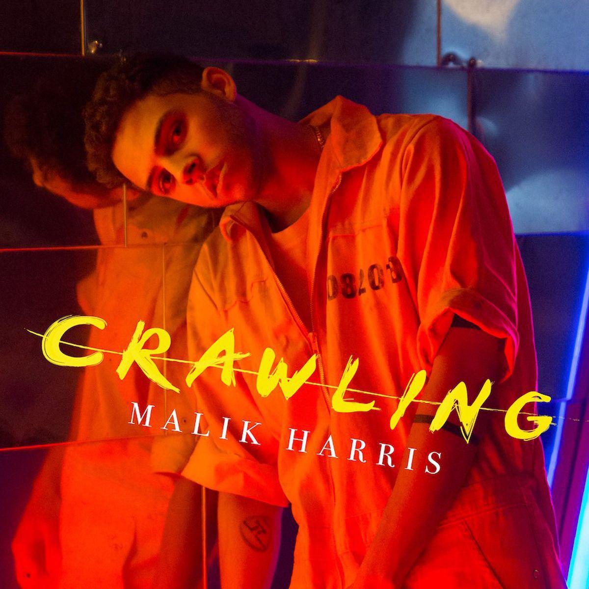 "Stimmgranate Malik Harris: Das ist seine neue Single ""Crawling"""