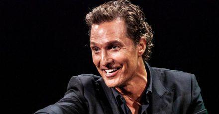 Matthew McConaughey steckt sein ganzes Herzblut in seine Rollen