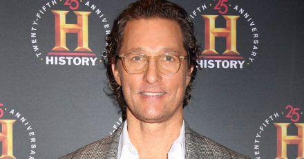 Matthew McConaughey in Corona-Zeiten: Bingo mit Senioren