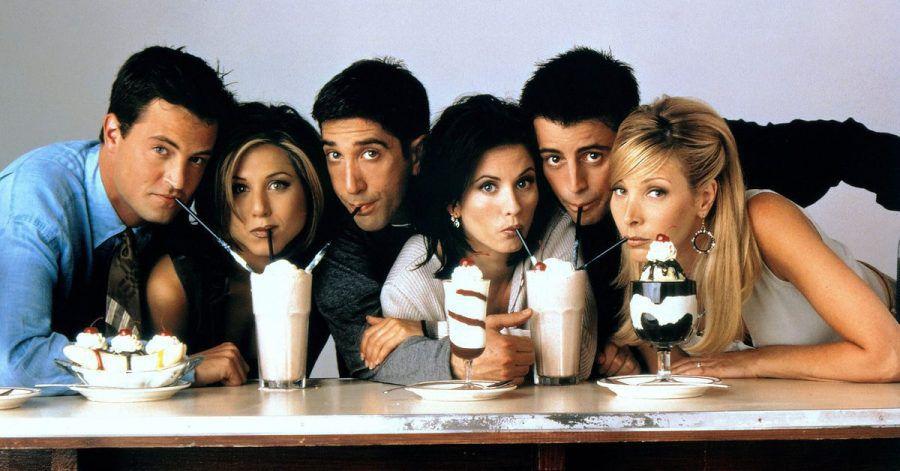"""Jennifer Aniston & """"Friends""""-Stars laden ans Set ein"""