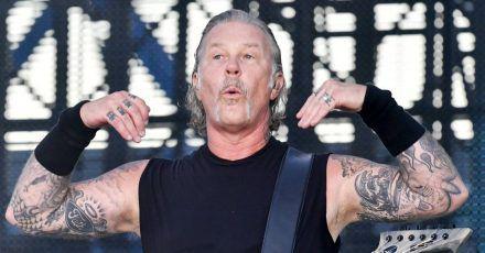 Metallica: Neues Album in Sicht?