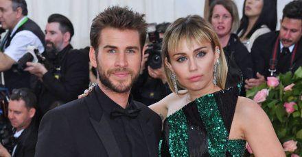 Miley Cyrus widmet ihr neues Album Liam Hemsworth?