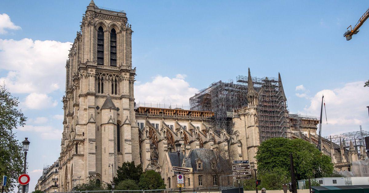 Notre Dame: Ein Jahr ist das Feuer her - wie ist der Stand der Dinge?