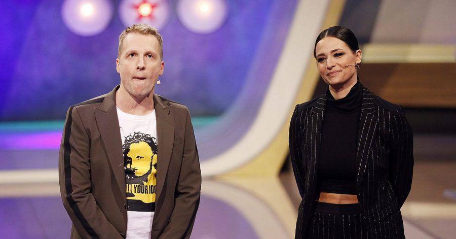 Oliver Pocher und Gattin kommen mit eigener Late-Night-Show