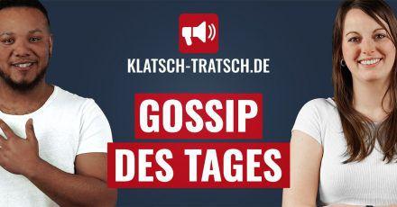 """Podcast: """"Gossip des Tages"""" von klatsch-tratsch.de"""