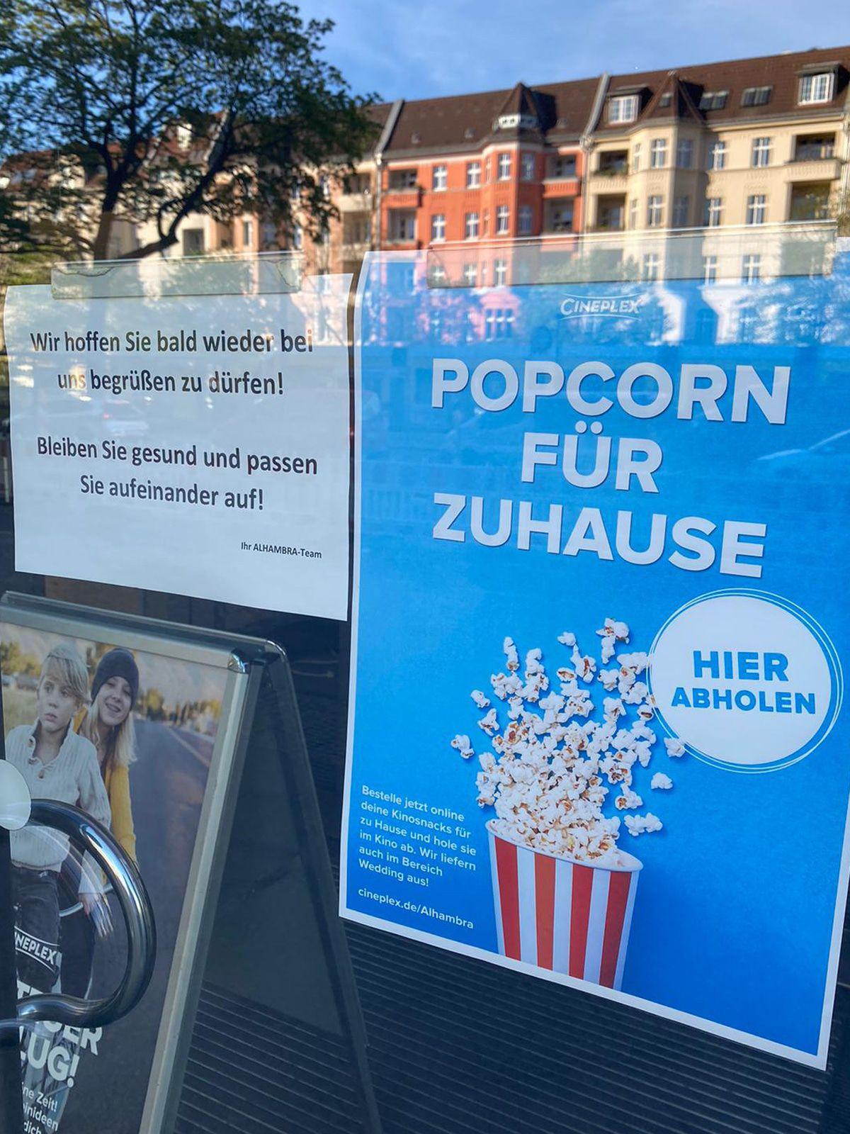Unsere Julia war heute im Kino! Nee, oder?!