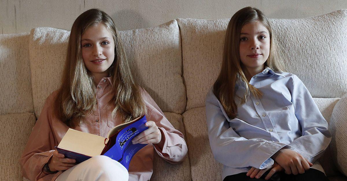 Spaniens Kronprinzessin Leonor wieder aus der Versenkung aufgetaucht