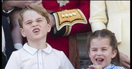 Laut Umfrage: Prinz George ist beliebtestes Königskind