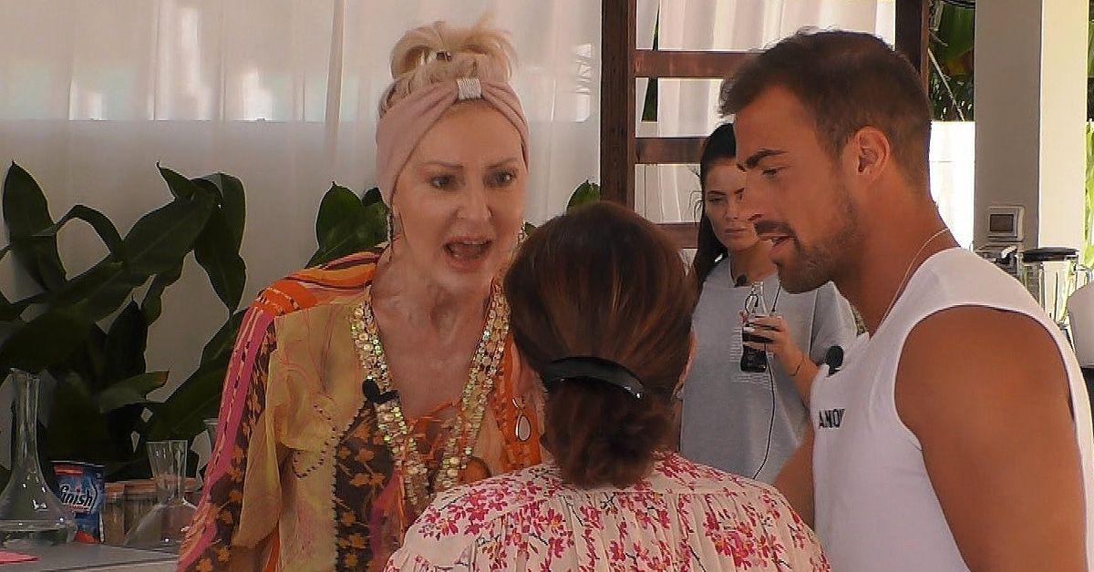 """Eva Benentatou: """"Désirée empfindet großen Neid gegenüber Claudia"""""""