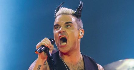 Robbie Williams kommt mit Disco-Album