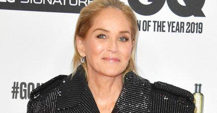 Sharon Stone: Musste das Älterwerden erst akzeptieren