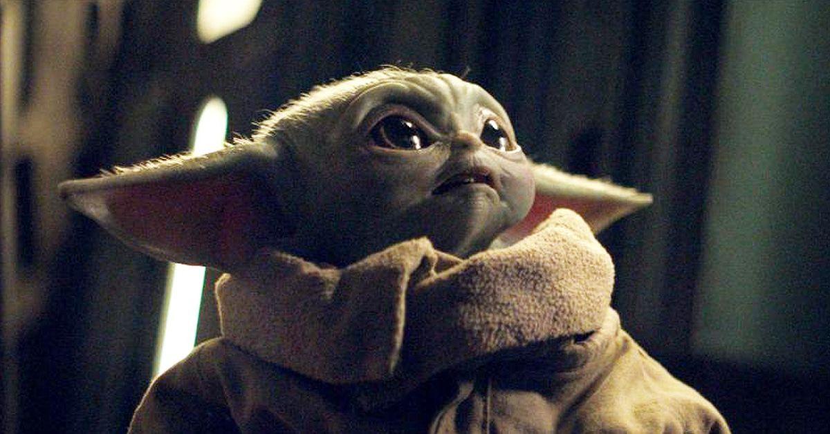 """""""Star Wars"""": Alle sind begeistert von Baby Yoda"""