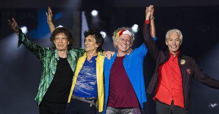 Rolling Stones: Erster neuer Song seit acht Jahren - und irres Video