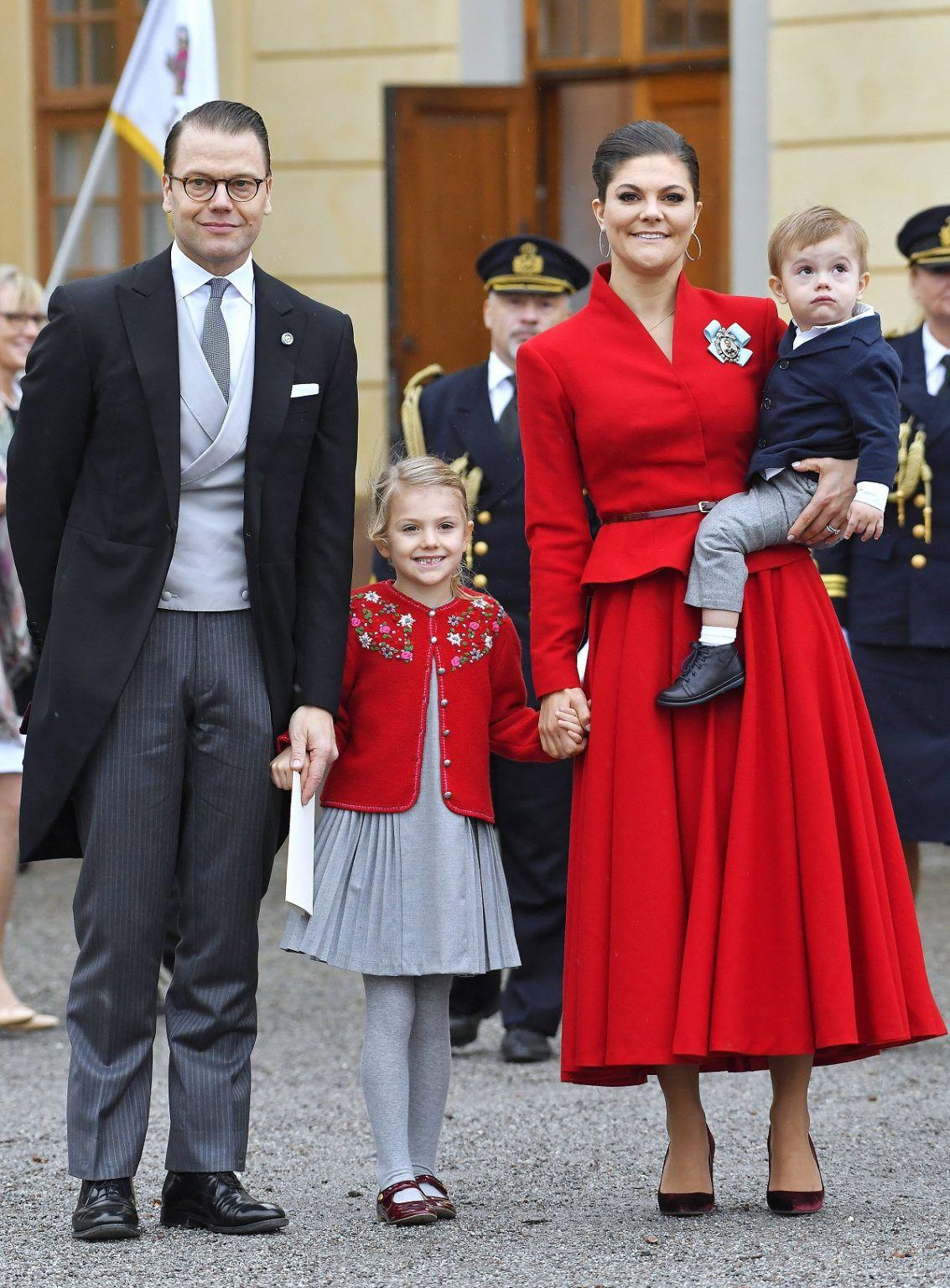 Niedlicher Nachwuchs: Schweden-Royals jetzt zu fünft