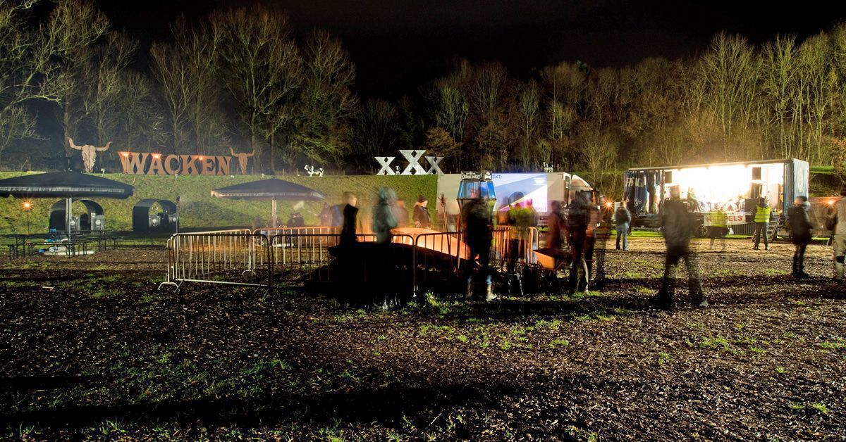 Covid-19 - Heavy-Metal-Festival Wacken wegen Coronavirus-Pandemie abgesagt