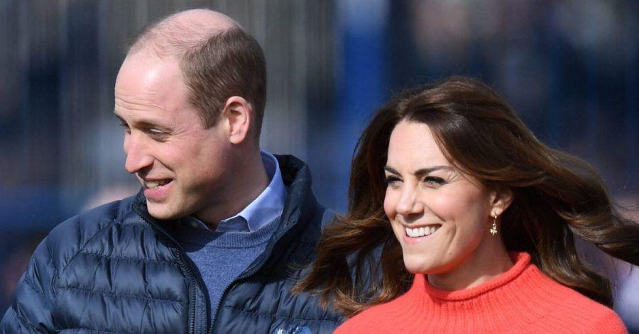 William und Kate haben in Corona-Kliniken angerufen