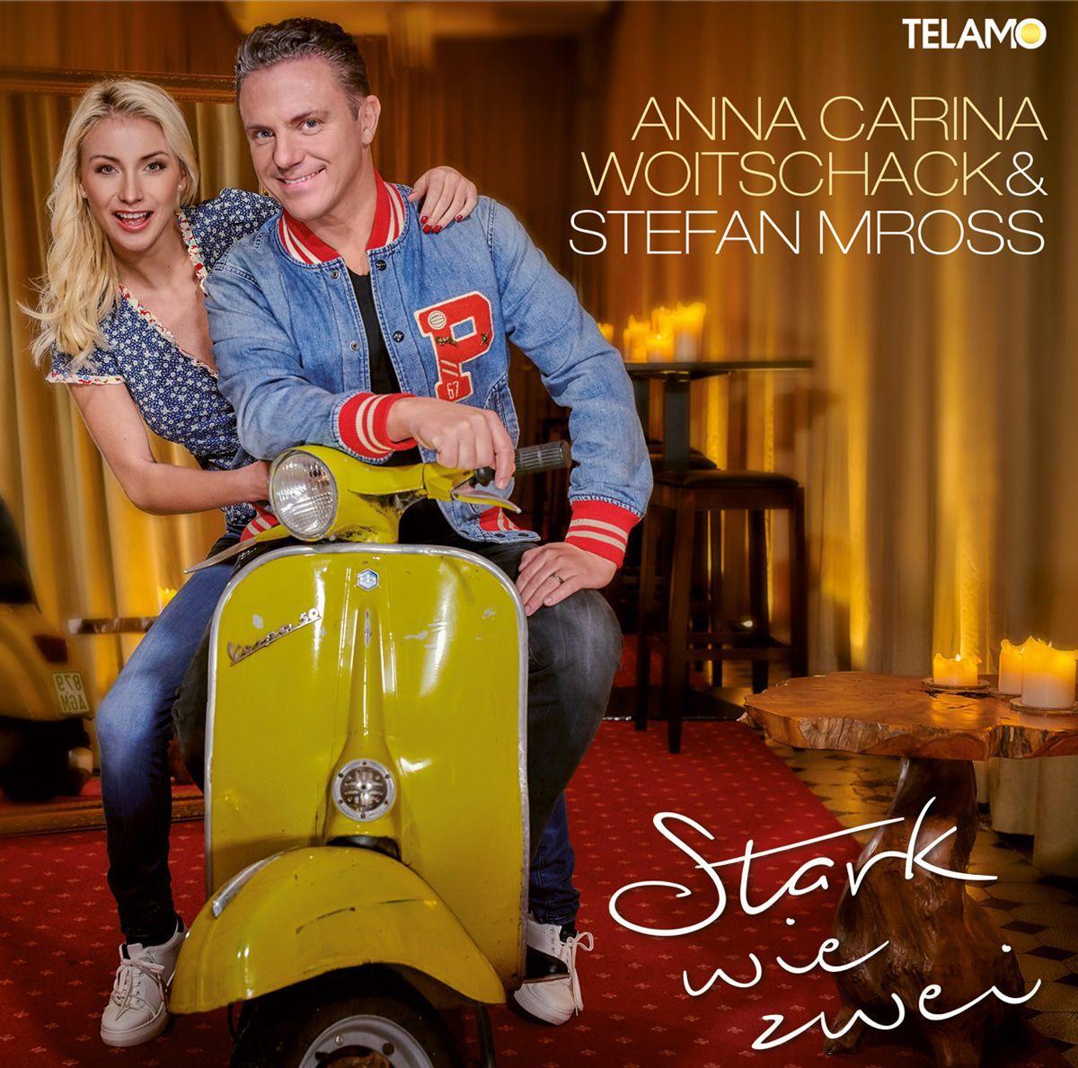 Anna-Carina Woitschack & Stefan Mross: Duett-Album kommt
