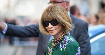 Anna Wintour: Corona wird die Modebranche hoffentlich verändern
