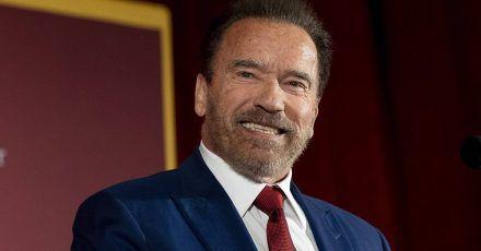 Arnold Schwarzenegger kann es nicht abwarten Opa zu werden
