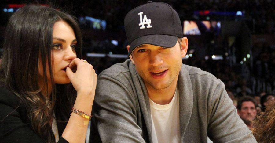 Ashton Kutcher macht sich für Jimmy Fallon nackig