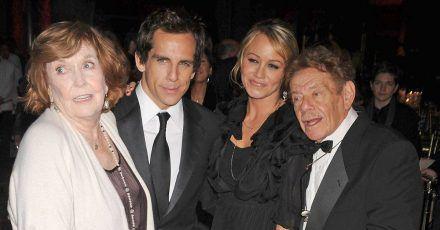 """""""King of Queens"""" Star Jerry Stiller (†): Das sagt sein Sohn Ben Stiller"""