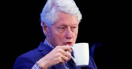Ex-Präsident Bill Clinton schreibt noch einen Krimi