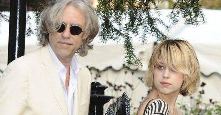 Bob Geldof: So erklärt er den Drogen-Tod von Tochter Peaches