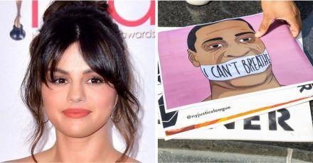 Selena Gomez meldet sich im Fall George Floyd zu Wort
