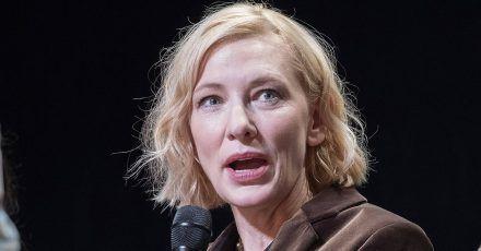 Cate Blanchett in Videospielverfilmung als Kampfsirene