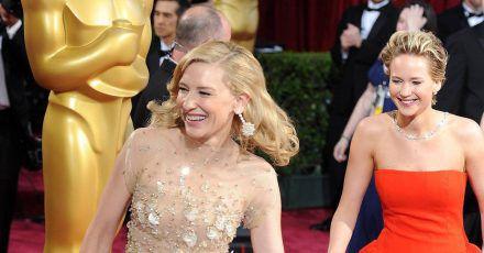 Cate Blanchett dreht mit Jennifer Lawrence