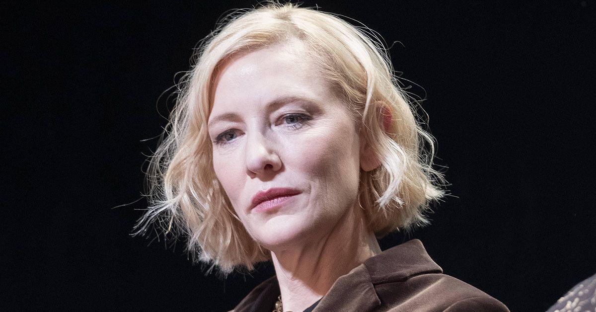 Cate Blanchett Neuer Job Als Sirene Mit Superkraften