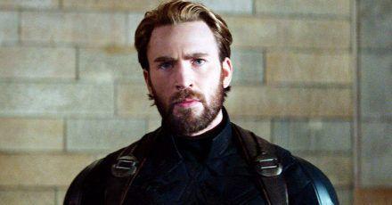 Chris Evans wäre fast nicht Captain America geworden