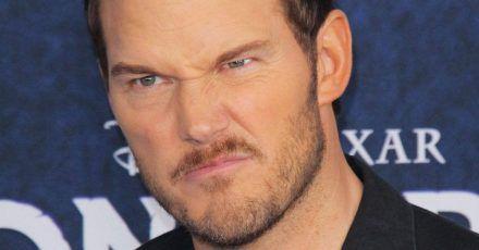 Chris Pratt löschte ungelesene 51.000 E-Mails