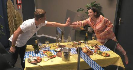 Big Brother: Cedric flirtet ganz schön heftig mit Claudia Obert