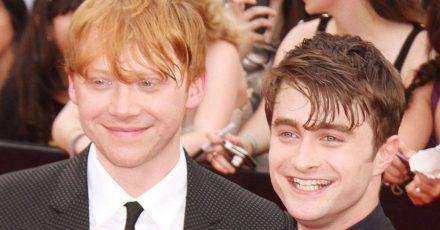 Daniel Radcliffe freut sich über Nachwuchs von Rupert Grint, aber...