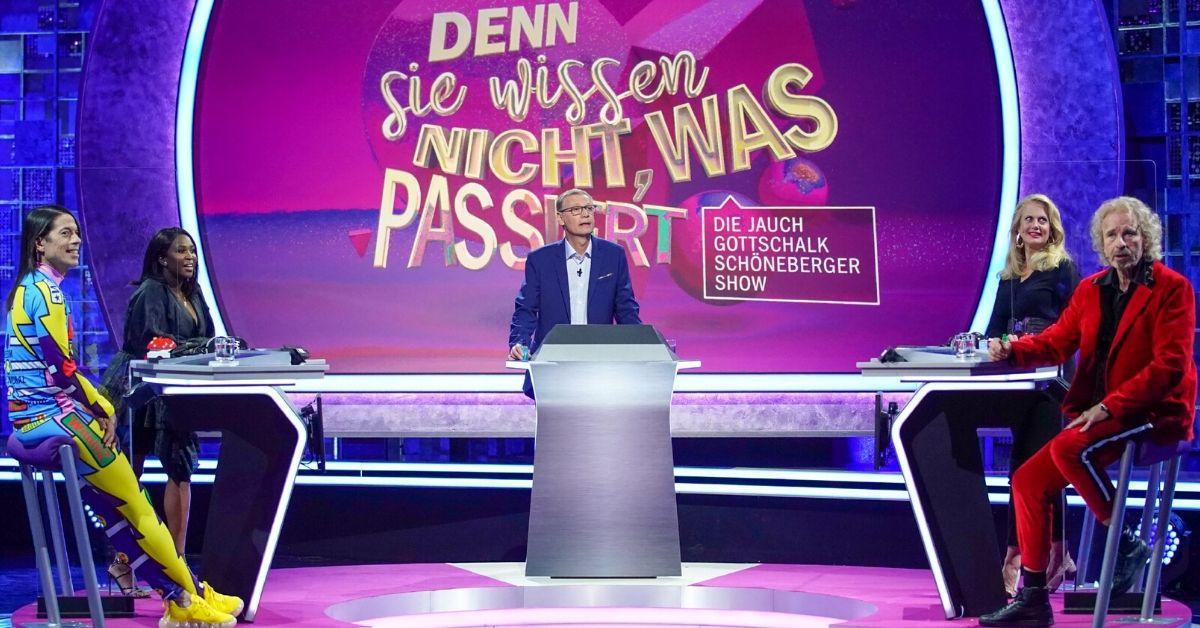 Thomas Gottschalk: Seine 10 berühmtesten Shows