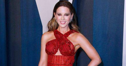 Kate Beckinsale: Corona-Einkauf mit ihrem Toyboy