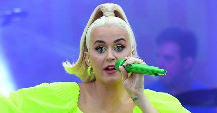 """Katy Perry: """"Mich überkommen Wellen von Depressionen"""""""
