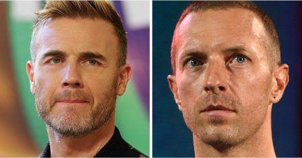 Gary Barlow und Chris Martin planen Duett